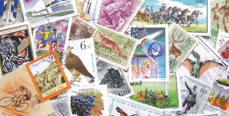 Levelező bélyegklub